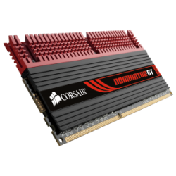 Über Memory: Corsair Dominator® GTX 8GB dual-channel DDR3 2400MHz…