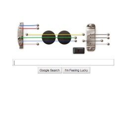 Google Doodle The 'Les Paul' Experience…
