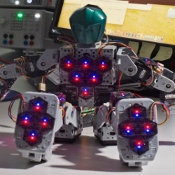 Artificial Skin, Getting That Robotic Touch…