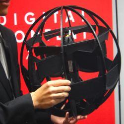 Fumiyuki Sato's Flying Sphere…