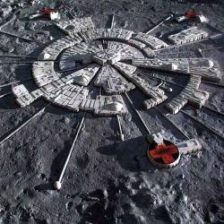 Moon Base Alpha 2020, The Moon Base International…