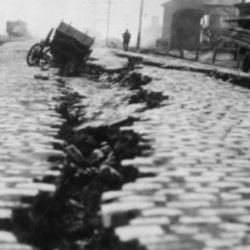 Nature Blows, Rattles and Rolls. The Typhoon and Earth Quake Connection…
