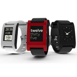 The Pebble Smart Watch, The Incredible Über Smartphone Assistant For Your Wrist…