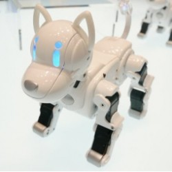 The Next Generation Electric Pet. I-SODOG from Tomy, I-SO Cute…