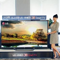 LG's 84LM9600 LED TV.  The 84 Inch 4K TV to go on sale…