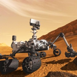 NASA's Curiosity. A Grand Entrance Presented by Wil Wheaton or William Shatner…