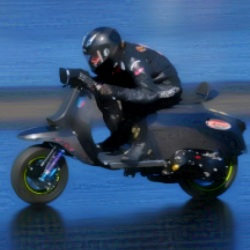 The World's Fastest Scooter, The Stig Beater…
