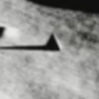 The Hubble Pyramid on the Moon image…