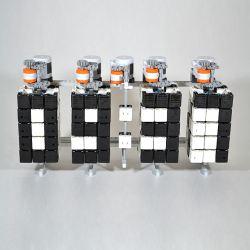 Time Twister, A Digital Clock With Lego a Twist…
