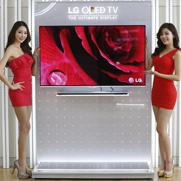 LG wins the Race to OLED, Now the Battle Begins…