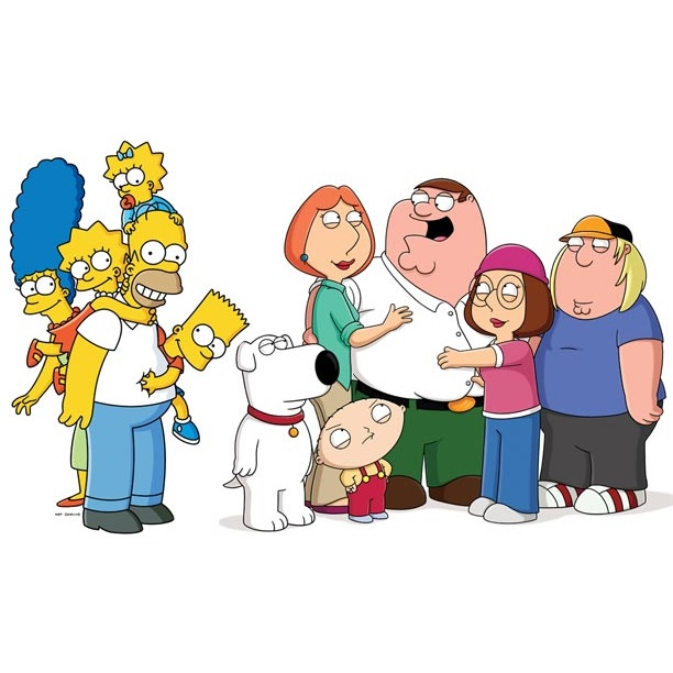 The Simpson Guy: The Family Guy and Simpsons Crossover Episode…