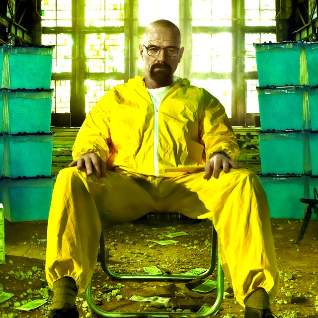 Breaking Bad an Official Alternative Ending: Bad in the Middle…