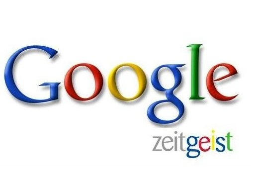 Greetings from Chuck, Google Zeitgeist 2013 and the Christmas Wrap…