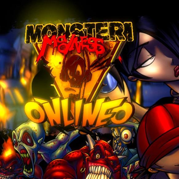 Monster Madness Online