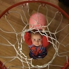 Trick Shot Titus, the Two Foot Tall Free Throw Genius…