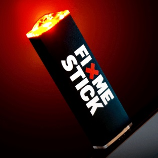 FixMeStick, The USB First Aid Kit for your PC or Mac…