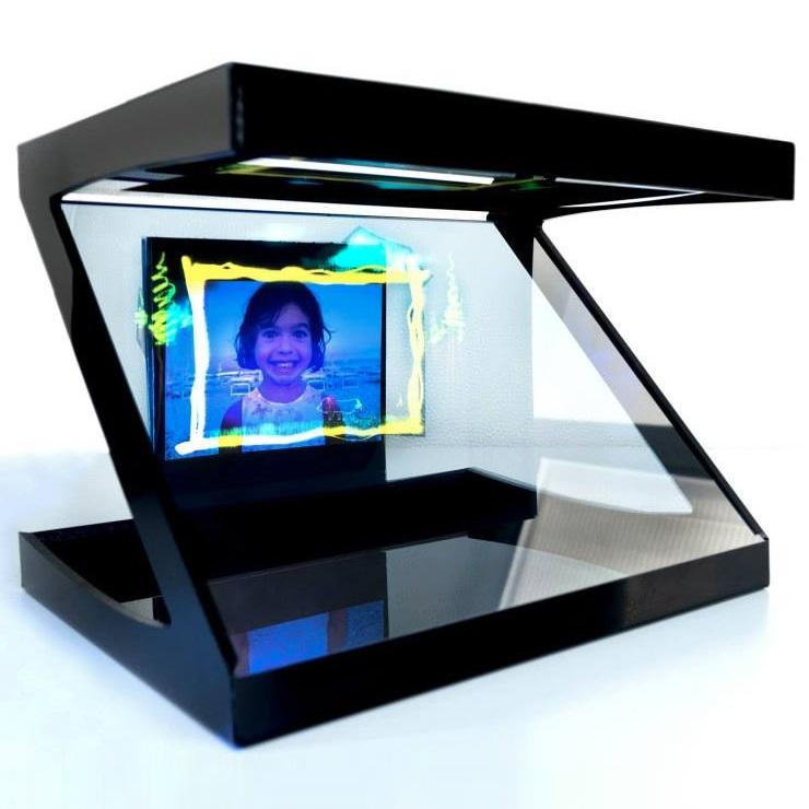 Голографический проектор своими руками