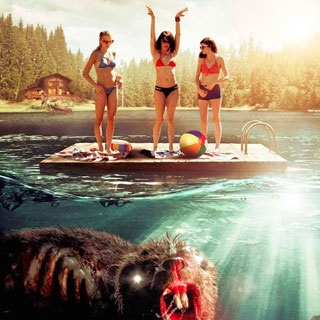 Zombeavers, B-Movie Zombie Beaver Madness…