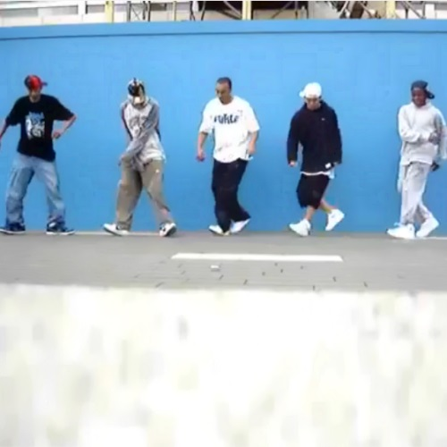 The Irish Jig as Done by the London Crips, the Gangster Jig…