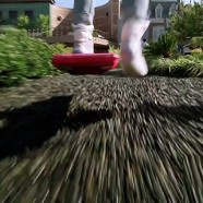 The Huvrboard Experiment, FunnyOrDie's Back to the Future II Hoverboard Fake Video….