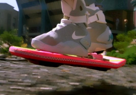 Real or Fake? The Hoverboard as Demonstrated by Tony Hawk and Friends…