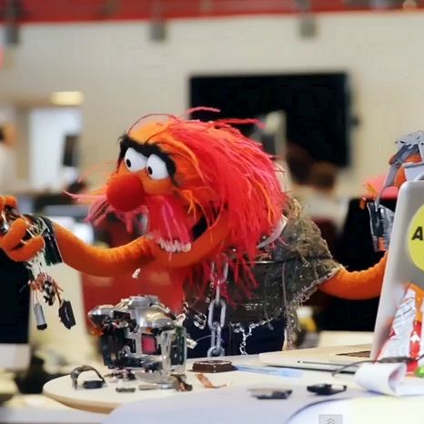 Hiring a Muppet Intern, a Bad Idea with Hilarious Consequences…