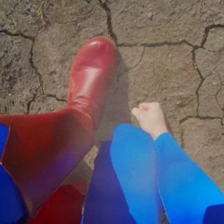 Superman Wears a GoPro, The Super Hero POV Video…