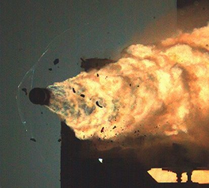 BAE's EM Railgun goes to Sea, Test Firing at Mach 7.5…
