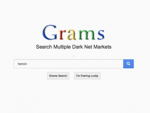 Grams, the New Dark Net Search Engine for Online Markets…