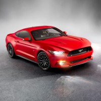 The Ford Mustang 50th Anniversary Party…