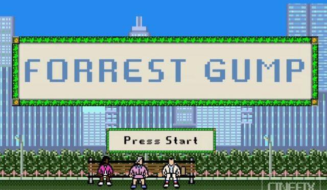 The 8 Bit Cinema Returns with Forrest Gump…