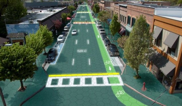 Solar Roadways, the Intelligent Power Generating Superhighway Approaches…