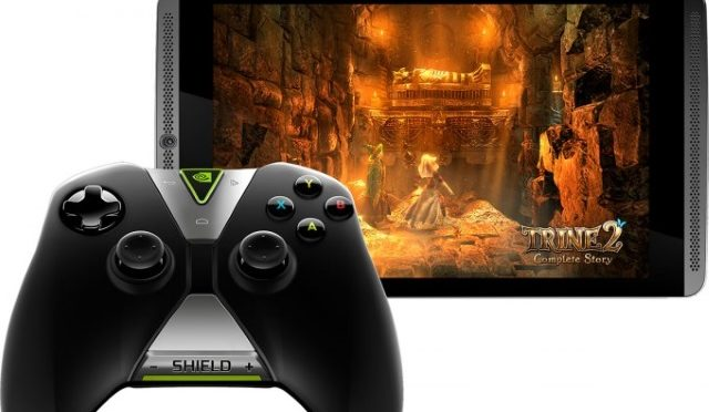 NVIDIA's Shield Tablet, the Tablet with Game…