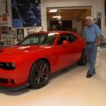 Jay Leno's Garage, Testing the Challenger SRT Hellcat…