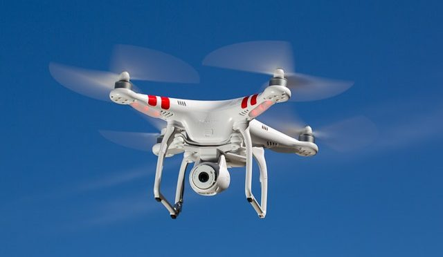 DJI Phantom 2 Quadcopter, the Pro Shooter in Toy Story Cloths…
