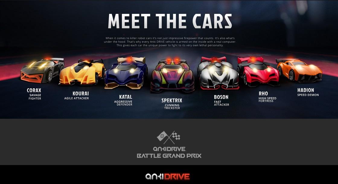 Highpants Anki Drive Battle Gran Prix Highpants