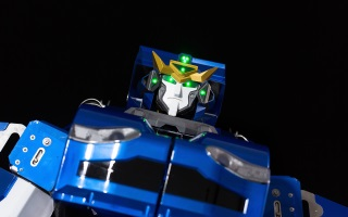 The Project J-Deite Progress Report, Optimus Prime Comes to Life…