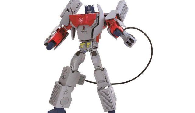 Takara Tomy Optimus Prime PSX and Megatron MegaDrive Transformers, the Original Console Wars…