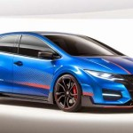 The Hot Hatch Wars Heat Up, the 2015 Honda Civic Type R Draws Near…