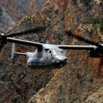 The V-22 Osprey in Action…