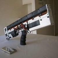 The Homemade Railgun, Awesome…