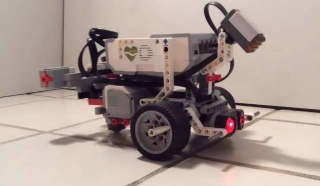 Scientists Transplant Worms Mind into a Lego Robot, the Worminator is Born…