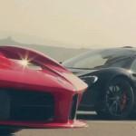 LaFerrari vs McLaren P1: The Battle of the Hypercars Heats Up…