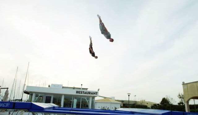 The World's Best Trampoline Tricks…
