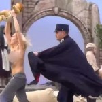 NSFW. FEMEN Exposed, Going Topless To Snatch the Baby Jesus…