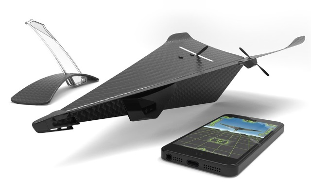 The Carbon Flyer, the Ultimate Flying RC Tech Toy…