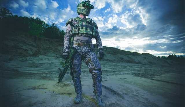 DARPA'S TALOS: The First Example is Revision, the Digital Soldier of the Future…