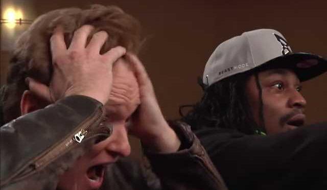 Marshawn Lynch and Rob Gronkowski play Mortal Kombat X on Clueless Gamers…