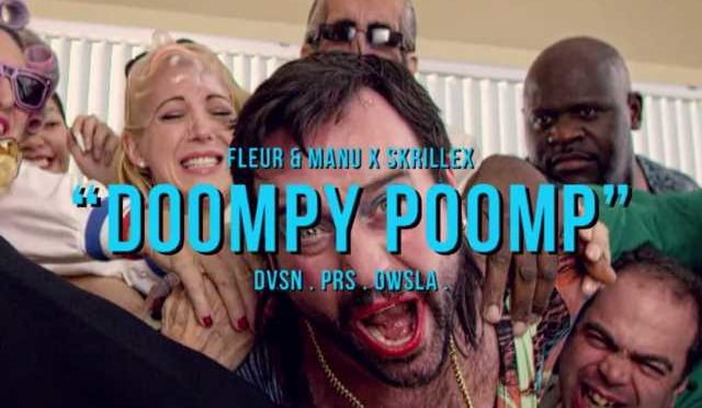 Skrillex Doompy Poomp Music Video by Fluer and Manu, Awesome…
