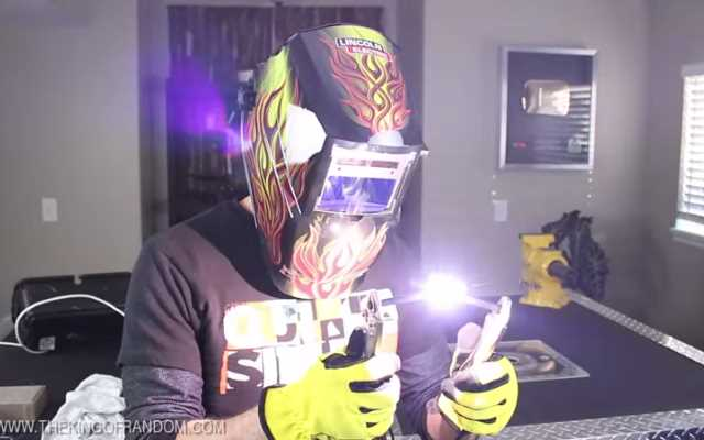 Making Your Own Electric Arc Furnace, DIY Metal Melting Madness…